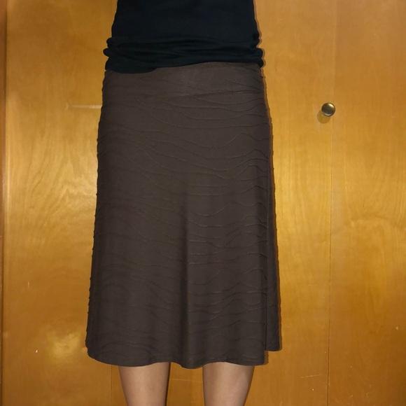 GNW Dresses & Skirts - GRW BROWN SKIRT